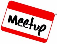 Meetup Logo - Power Lunch Networking